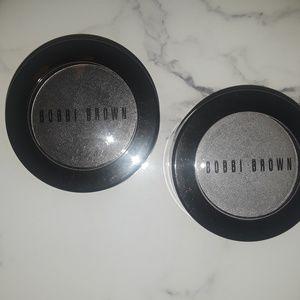 Bobbi Brown Eyeshadow Set of 2 Grey Eyeshadows
